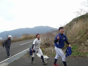 東京経済大学硬式野球部トレーニング