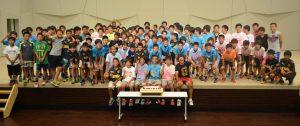 FC GONA八丈島夏合宿