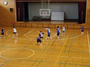佼成学園女子バスケ