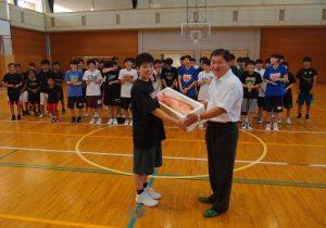佼成学園女子バスケットボール部
