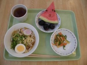 9月8日給食(行事食)