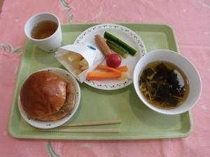 レストランごっこ(さくら組)