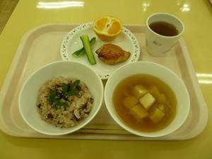11月13日給食(すみれ)