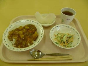 11月17日給食(さくら)