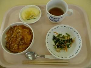 11月21日給食(ことり組)