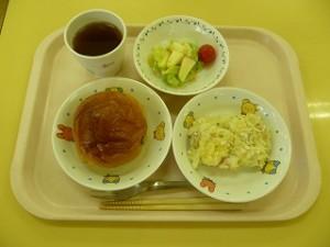 11月6日給食(さくら)