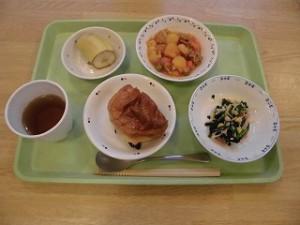 1月15日給食(ちゅうりっぷ)