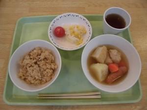 1月7日給食(さくら)
