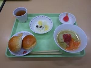 2月12日給食(さくら)