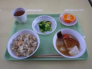 2月4日給食(さくら)
